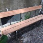 Gartenbank Lärche