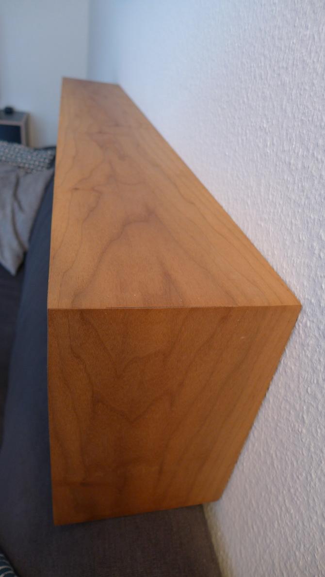 b cherregal nussbaum massiv schreinerei stephan k lin. Black Bedroom Furniture Sets. Home Design Ideas