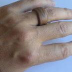Fingerring Nussbaum