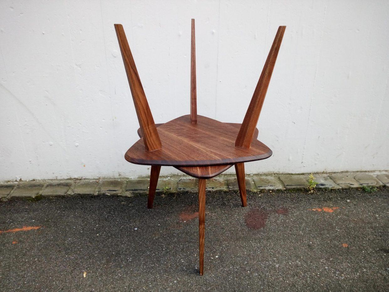 beistelltische nussbaum amerikanisch schreinerei stephan k lin. Black Bedroom Furniture Sets. Home Design Ideas