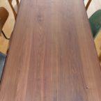 Tisch Schwarznuss